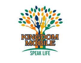 jaywdesign tarafından KINGDOM MOBILE Logo Design Contest için no 35