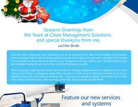 #5 para Design a Christmas (Santa etc) Flyer to promote our services por Pixaart