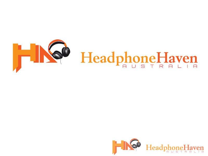 Konkurrenceindlæg #86 for Design a Logo for Headphone Haven