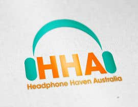 LogoFreelancers tarafından Design a Logo for Headphone Haven için no 28