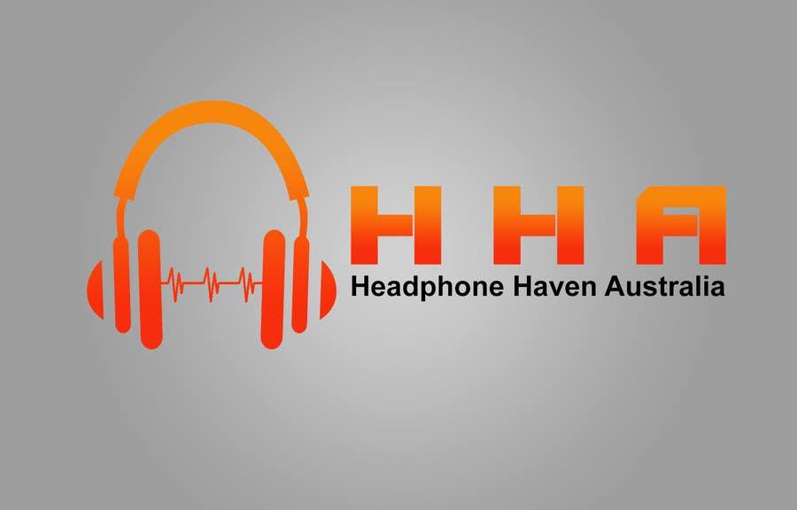Konkurrenceindlæg #65 for Design a Logo for Headphone Haven