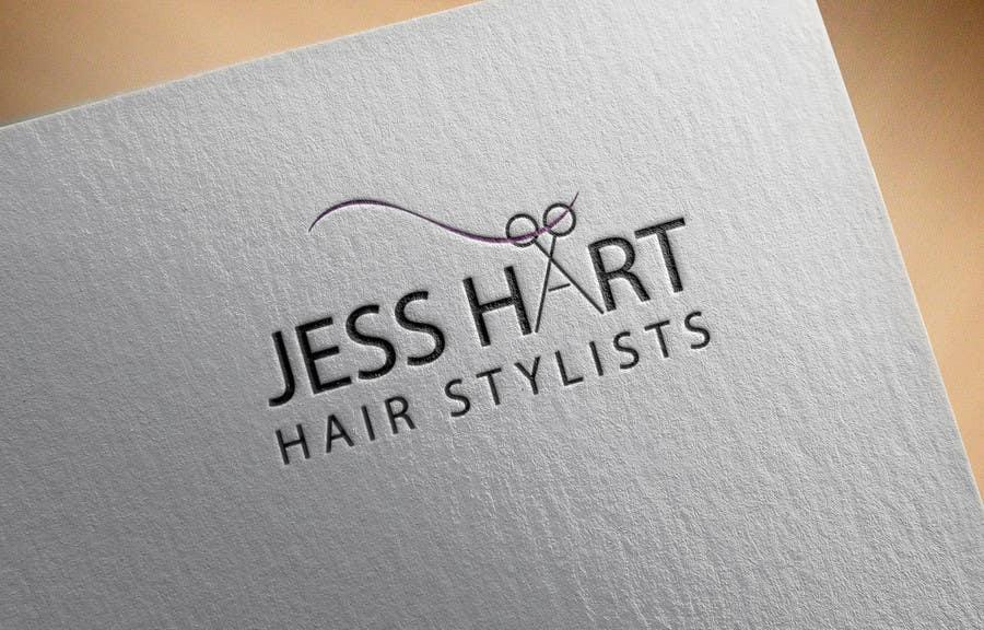 Kilpailutyö #57 kilpailussa Design a Logo For my hairdressing business