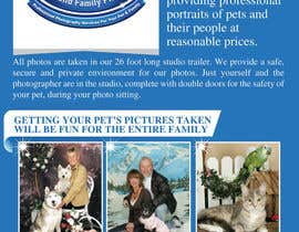 #56 cho Design a Flyer for Pet and Family Photography Business bởi amcgabeykoon