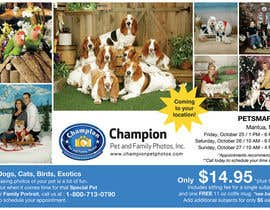 #72 for Design a Flyer for Pet and Family Photography Business by ordinaryocean