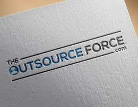 muneebalams tarafından Design TheOutsourceForce.com Logo için no 24