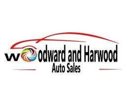 Nro 9 kilpailuun Design a Logo for Woodward Harwood Auto Sales käyttäjältä mehedi580