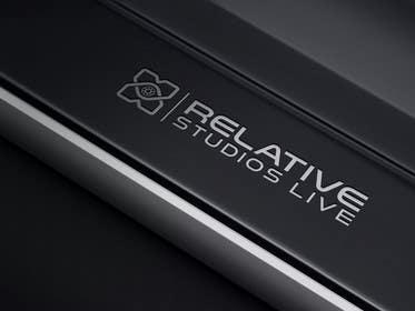 Saheb1990 tarafından Design a Logo for Relative Studios Live için no 58