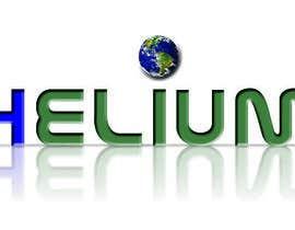 """Nro 38 kilpailuun Design a Logo for """"HELIUM"""" käyttäjältä CreationsByMoss"""