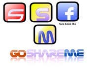 Graphic Design Inscrição do Concurso Nº329 para Logo Design for GoShareMe