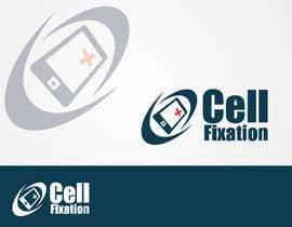 #66 untuk Design a Logo for Cell Repair Company  UPDATED oleh sskander22