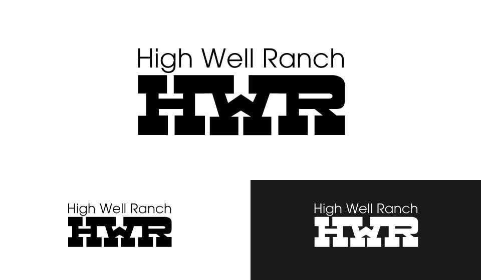 Penyertaan Peraduan #                                        80                                      untuk                                         Design a Logo for High Well Ranch