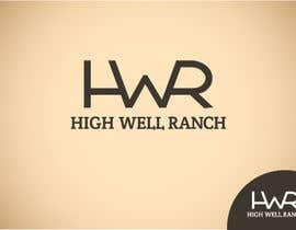 Stevieyuki tarafından Design a Logo for High Well Ranch için no 36