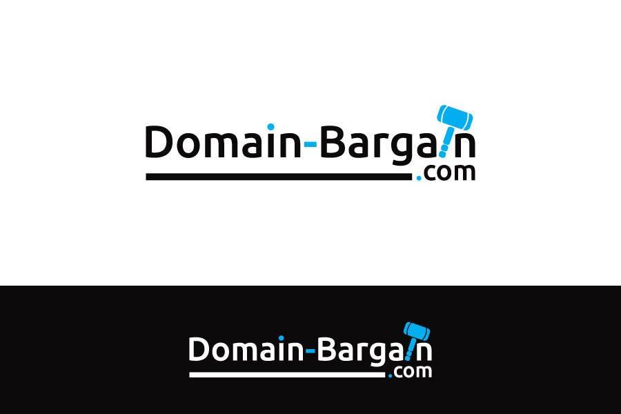 Penyertaan Peraduan #79 untuk Design a Logo for Domain-Bargain.com