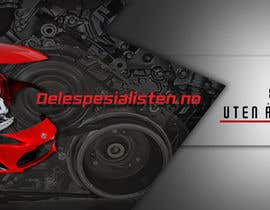 rrathore007 tarafından Design banner for car parts 980x300 için no 62