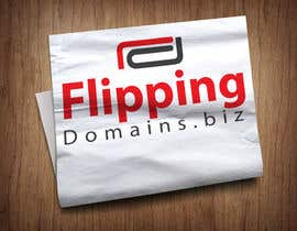 #59 for Design a Logo for FlippingDomains.biz af m2ny