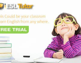dheerajrao tarafından Design an Advertisement for ESLTutor.net için no 41