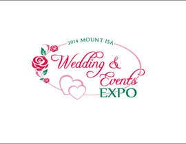 nº 23 pour Design a Logo for Wedding Expo par saimarehan