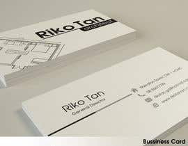 #63 cho need a profesional architect business card and logo bởi pnknguyen