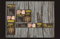 Graphic Design Entri Kontes #38 untuk Banner Ad Design for The Men Pen