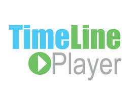 nº 25 pour Design a Logo for TimeLine Player par stanbaker