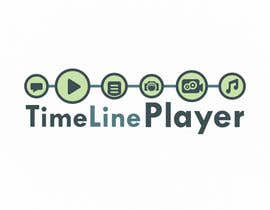 nº 157 pour Design a Logo for TimeLine Player par MonamiSoft