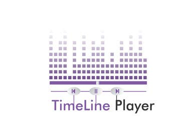 nº 64 pour Design a Logo for TimeLine Player par nuwangrafix