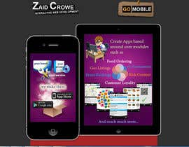 #2 for Design an Advertisement for my App email by codeunderground