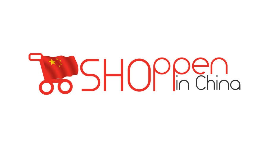 Proposition n°62 du concours Make me a logo for a website about Chinese webshops