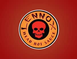 Mahabub26070 tarafından Hot Sauce Label (Lennox Head Hot Sauce) için no 27
