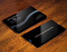 #249 for Design some Business Cards by Kamrunnaher20