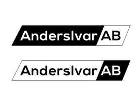 #40 for Design a Logo for AndersIvar AB af judithsongavker