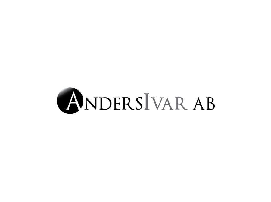 Proposition n°37 du concours Design a Logo for AndersIvar AB