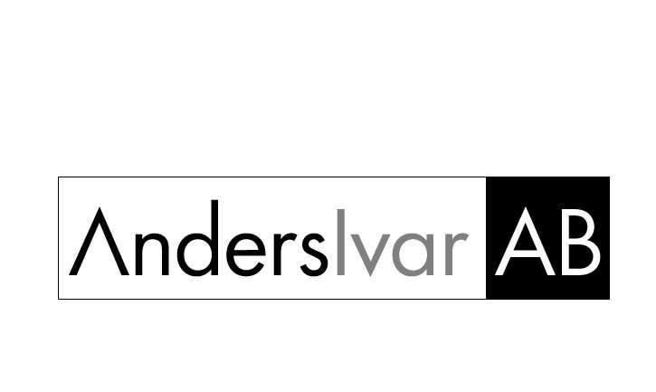 Contest Entry #42 for Design a Logo for AndersIvar AB