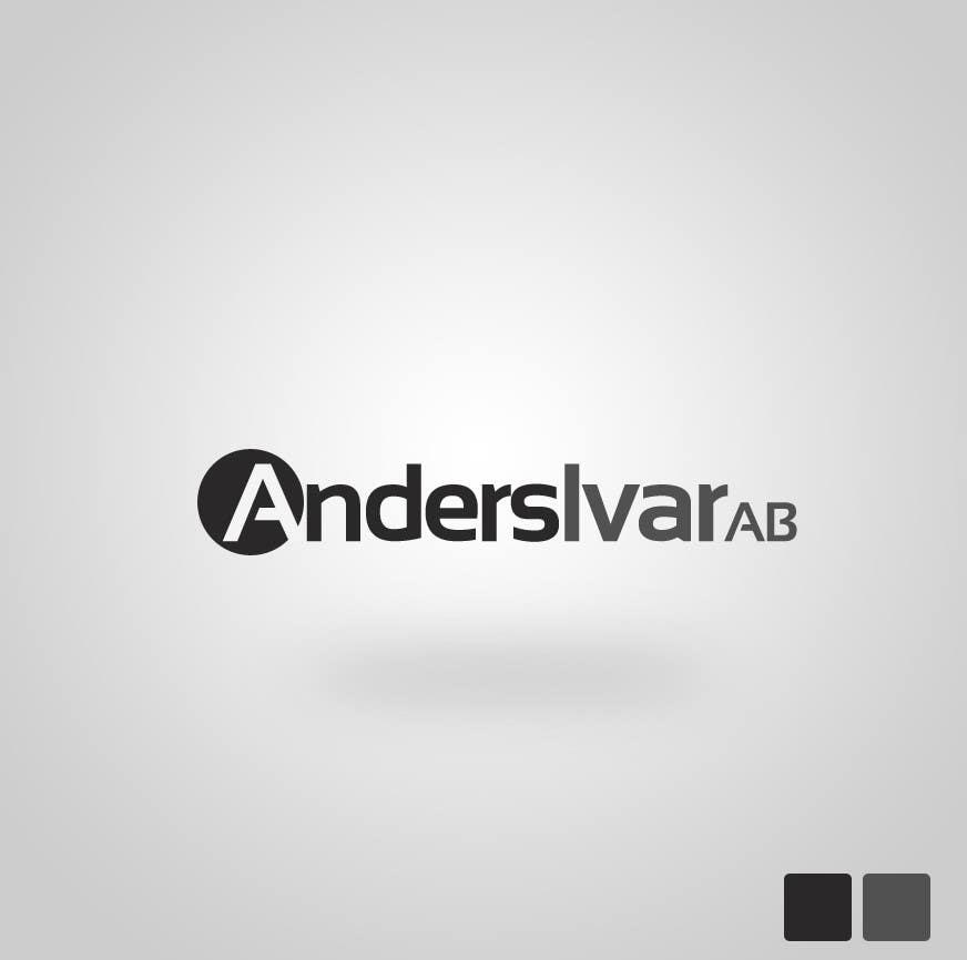 Proposition n°5 du concours Design a Logo for AndersIvar AB