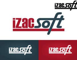 nº 4 pour Logotype for IT Company (Izacksoft). par tobyquijano