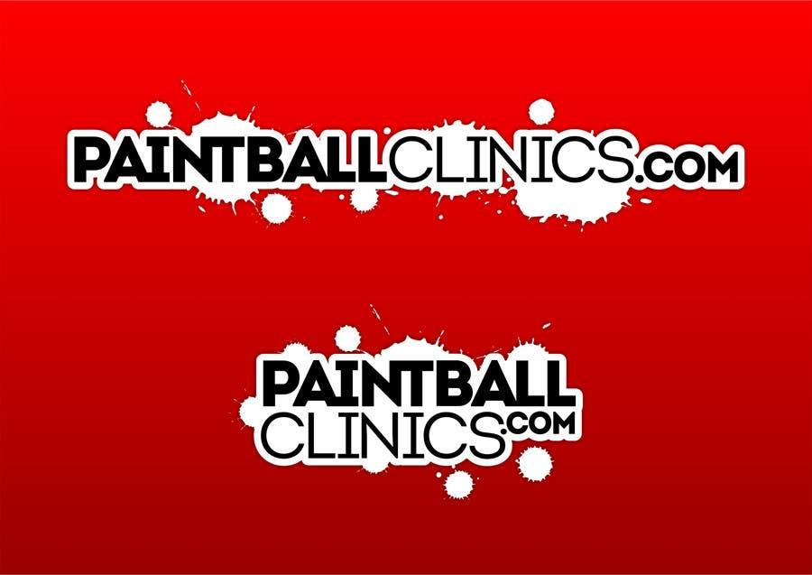 Bài tham dự cuộc thi #51 cho Design a Logo for PaintballClinics.com