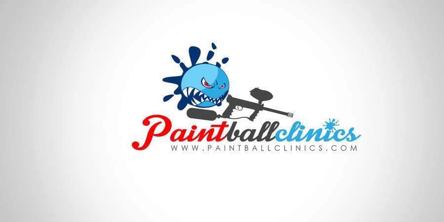 Bài tham dự cuộc thi #60 cho Design a Logo for PaintballClinics.com