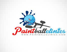 kingryanrobles22 tarafından Design a Logo for PaintballClinics.com için no 60