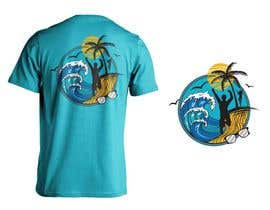jiamun tarafından Weekend Life Co Beach Party Tshirt design için no 22