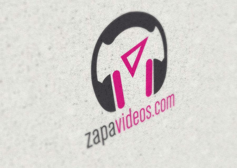 Kilpailutyö #5 kilpailussa Design a Logo for music videos website