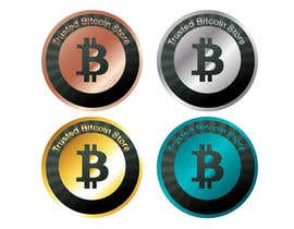 nº 21 pour I need some Graphic Design for Trusted Bitcoin Shop Seal par ticktickboom