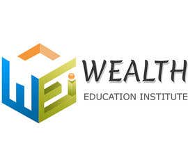 #4 untuk Design a Logo for Wealth Education Institute oleh agatetechnocom