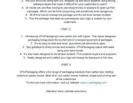Nro 4 kilpailuun Write my Product Descriptions käyttäjältä Chantelle86