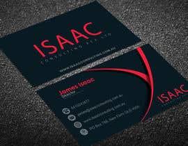 Nro 156 kilpailuun Design a Business Card käyttäjältä rizwansourov01