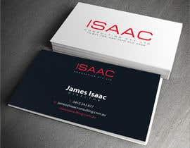 Nro 102 kilpailuun Design a Business Card käyttäjältä grapkisdesigner