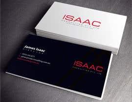 Nro 138 kilpailuun Design a Business Card käyttäjältä grapkisdesigner