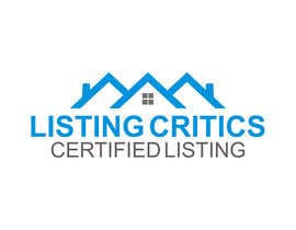 nº 22 pour Design a Logo for Listing Critics par ibed05