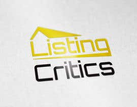 #11 for Design a Logo for Listing Critics by LogoFreelancers