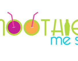 #57 for Design a Logo for Smoothie Me Slim - a new local delivery protein shake company af jonamino