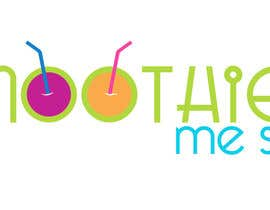 #58 cho Design a Logo for Smoothie Me Slim - a new local delivery protein shake company bởi jonamino